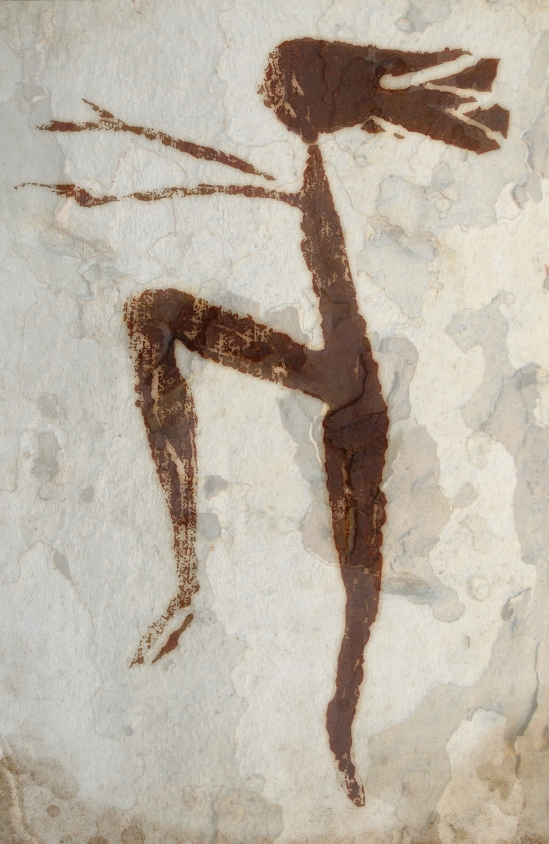 dancer-on-bark