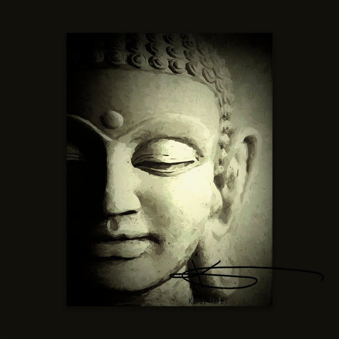 Buddha in repose web